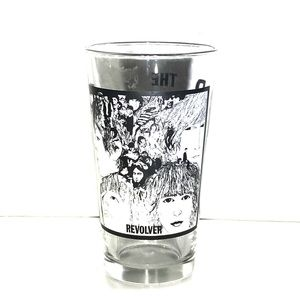 The Beatles Revolver Pint Glass